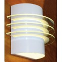 "Wall Sconce Art Deco Style 8 1/2"" H. x 10"" W."