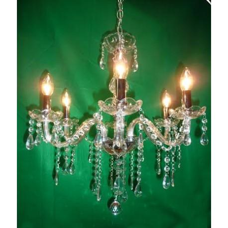 Chandelier lighting Crystal