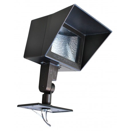 Floodlight with Mini Can Quartz Halogen 250w Bulb