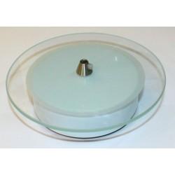 Oggetti 98-C04 Glass Round Canopy