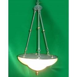 Pendendt light fixture.