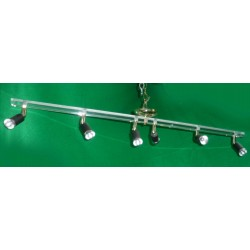 Lucite track light