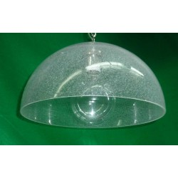 Glass hanging fixture