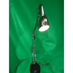 Cheyenne Polish chrome desk lamp