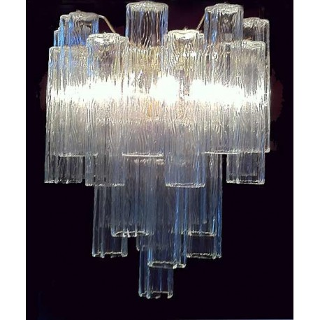 Murano Glass Chandelier.