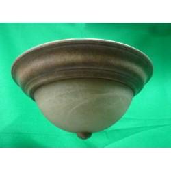 Flush bowl