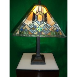 Tiffany Lamp Pair