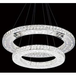 Modern Led Crystal Pendant Light