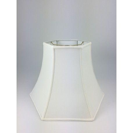 Hexagon Bell Hardback Shade