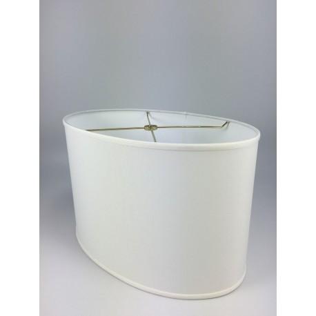 Retro Oval Hardback Shade