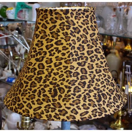 """6""""x13""""x10"""" Leopard Print Shades"""